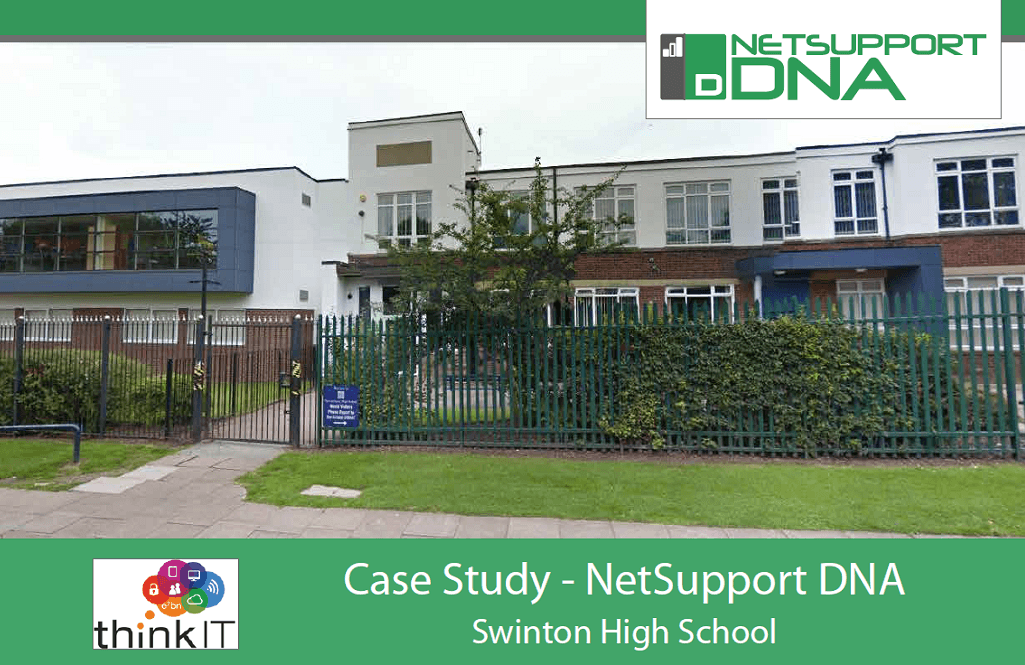 Another school switches from Impero to NetSupport!