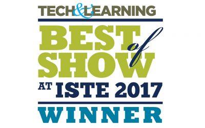 NetSupport wins ISTE 'Best of Show' 2017