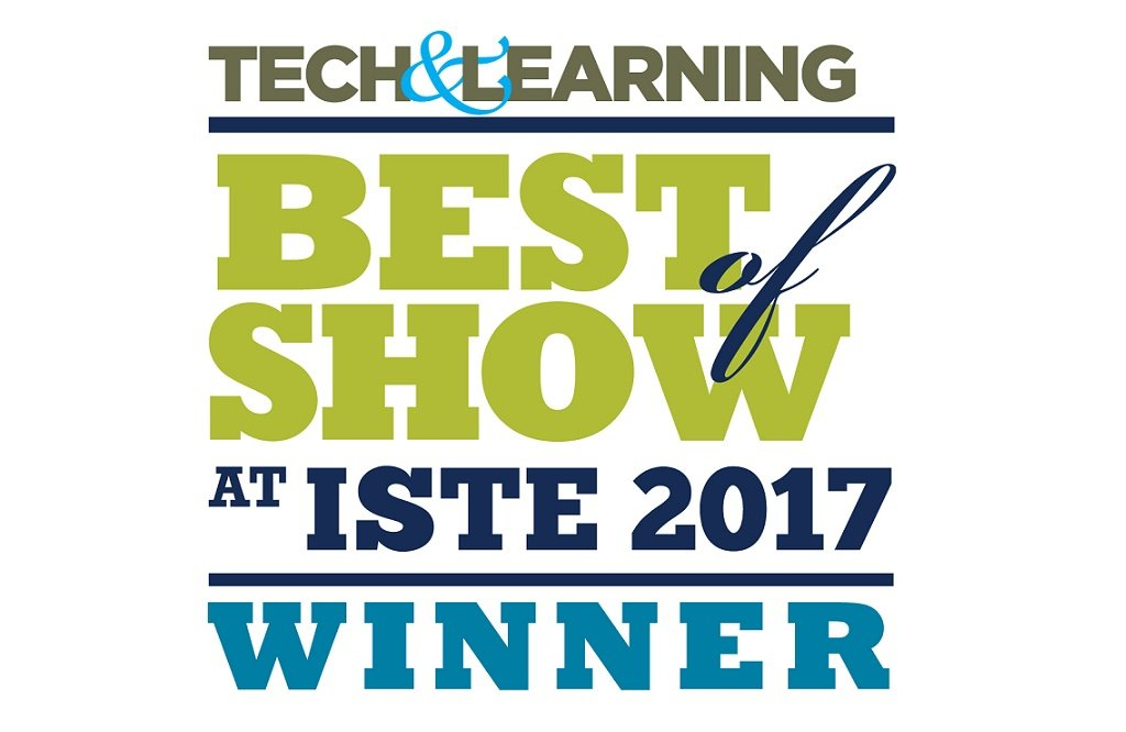 NetSupport wins ISTE 'Best of Show' 2017
