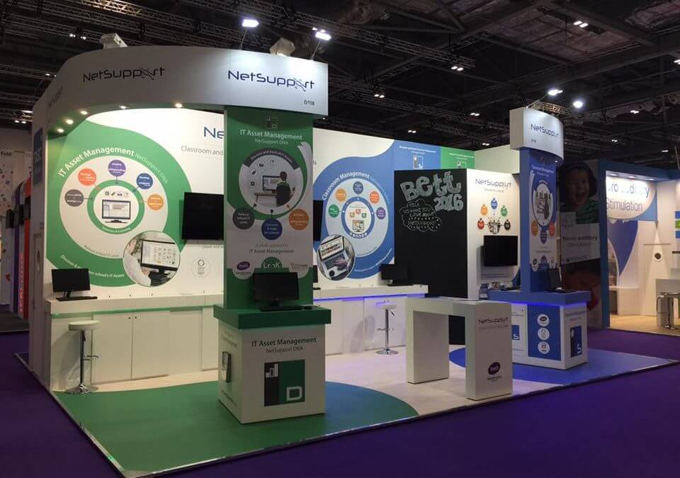 NetSupport showcases its expanding education range at BETT 2016