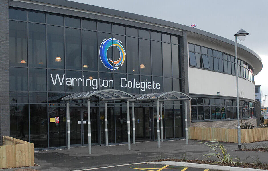 Warrington Collegiate Building
