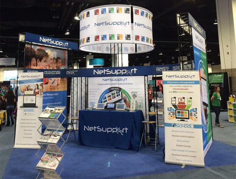 ISTE 2016: another successful exhibition for NetSupport