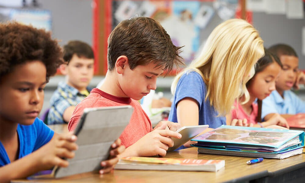 Technology can help maintain classroom standards in the absence of formal exams