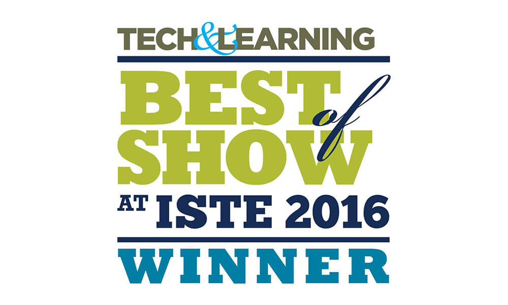 NetSupport DNA named as Tech & Learning's Best of Show at ISTE 2016