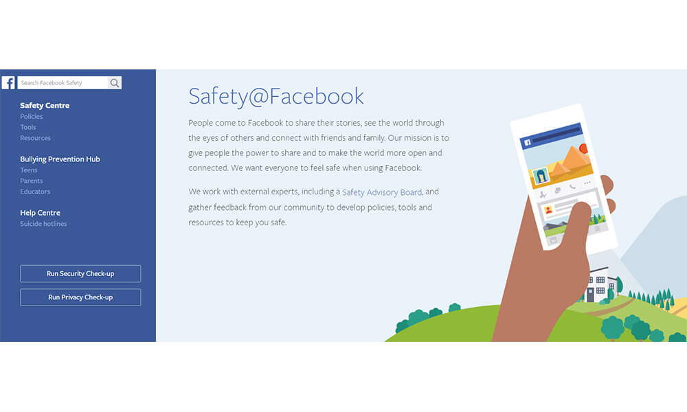 Facebook launches revamped Safety Centre
