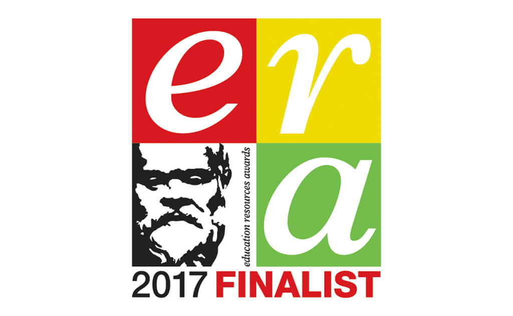 Eductaion Resources Award Finalist 2017