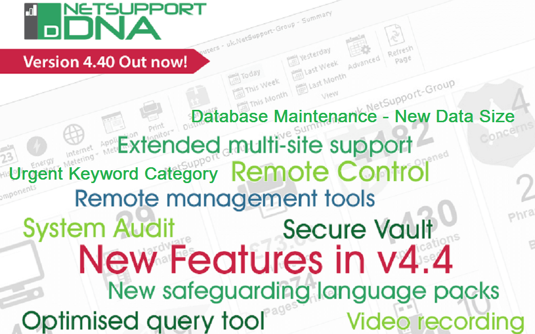 Find out about the new features in DNA v4.40!