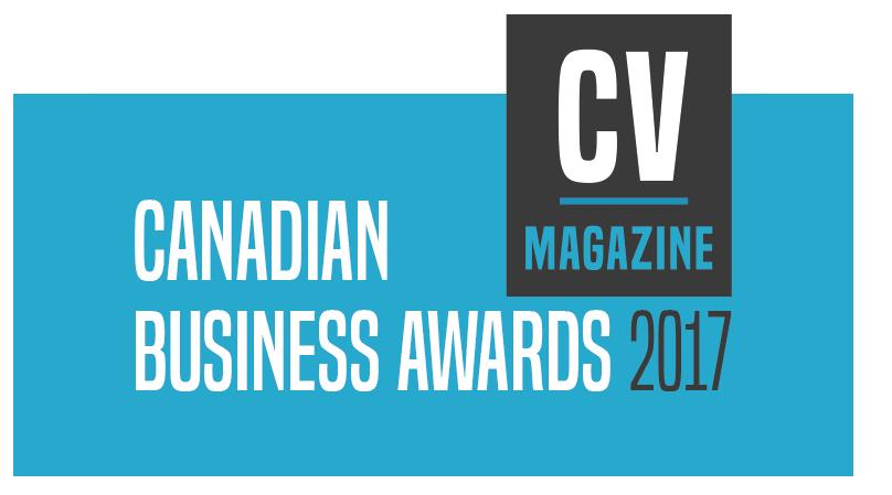 Canadian business award