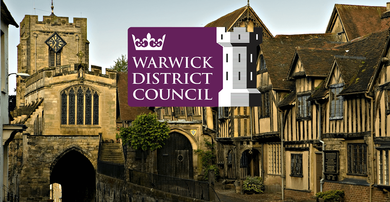 warwick district council