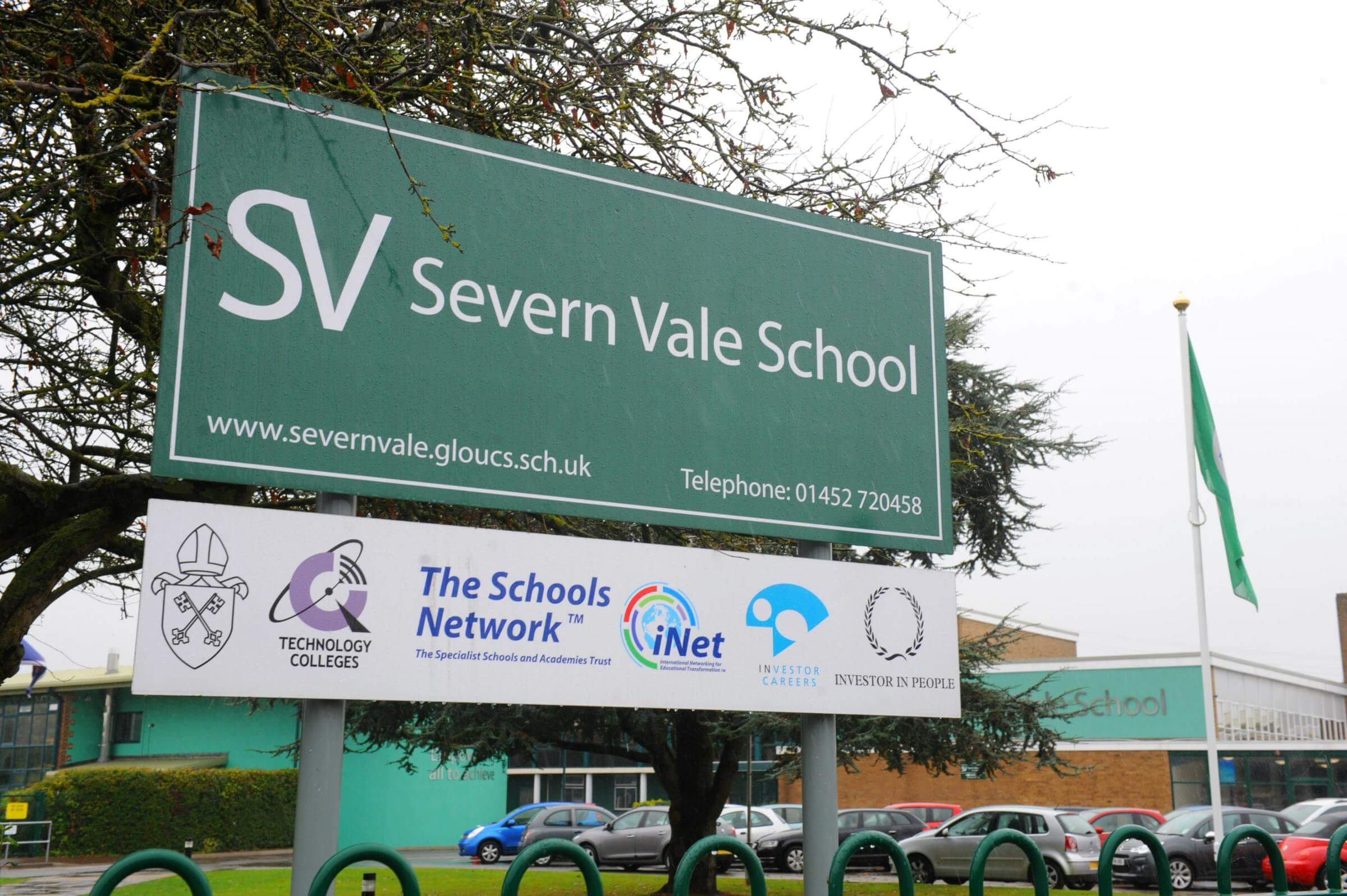Severn Vale School building
