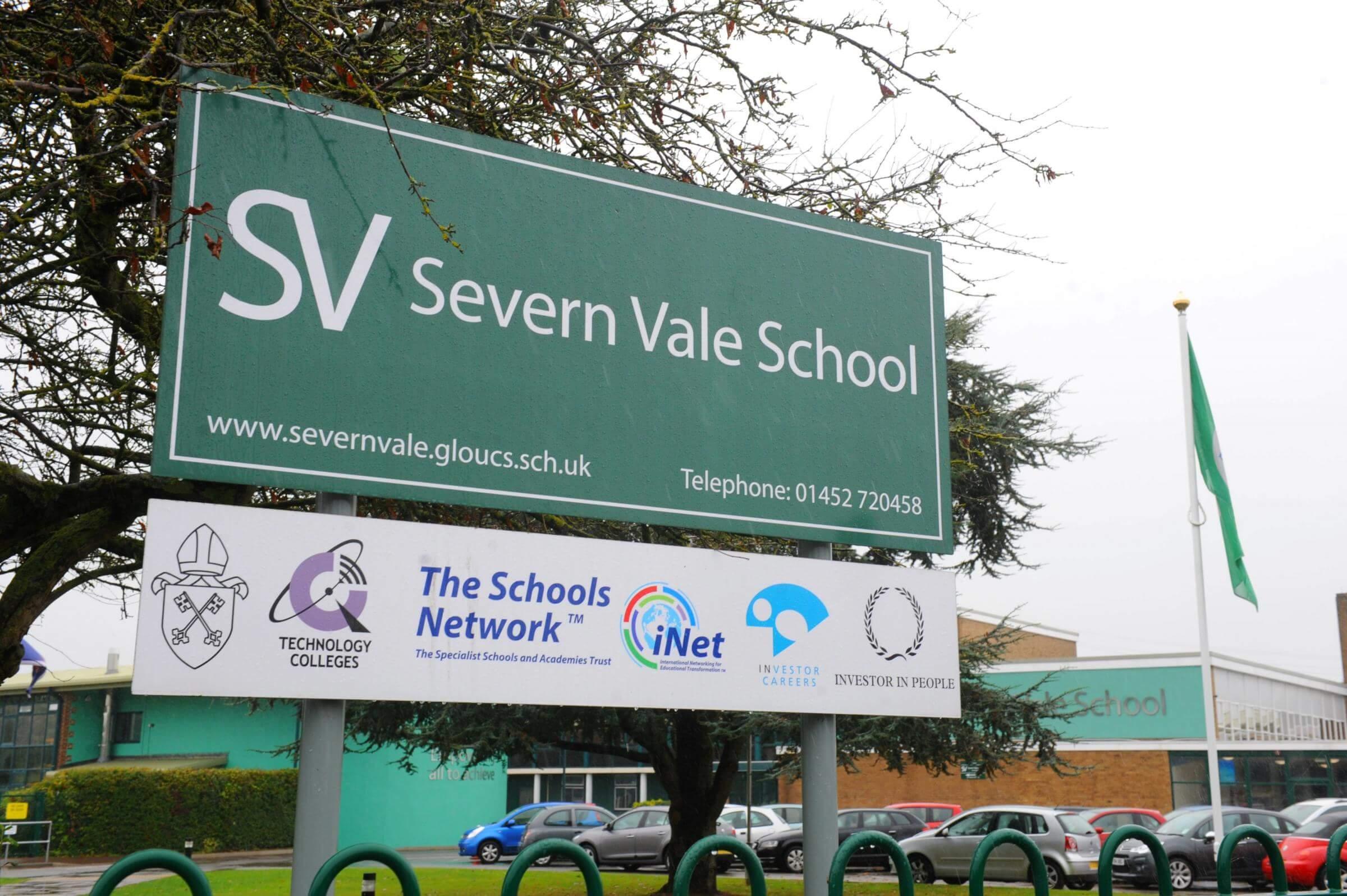 Severn Vale School building