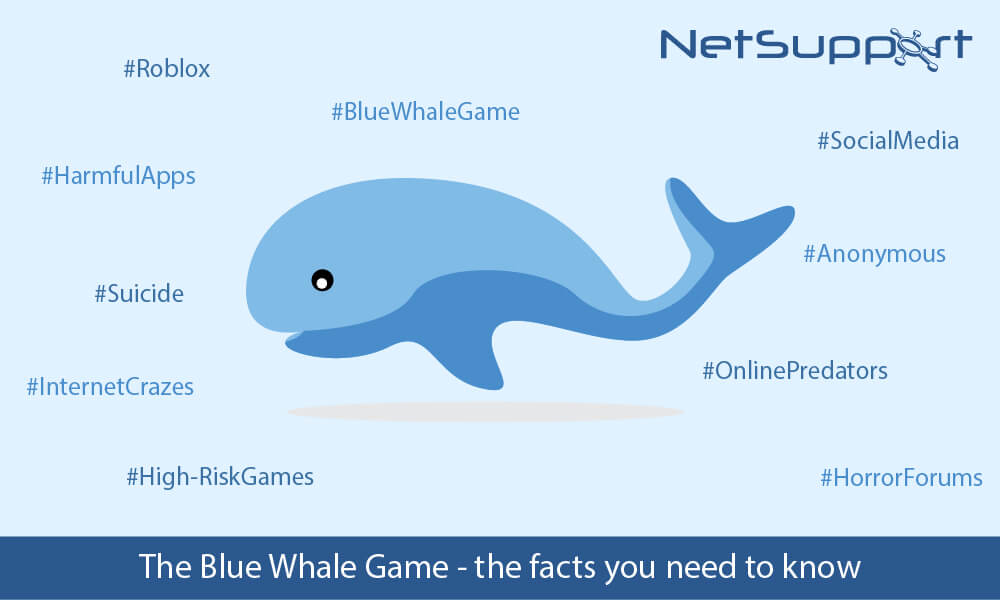 The Blue Whale Game – real or fake news?