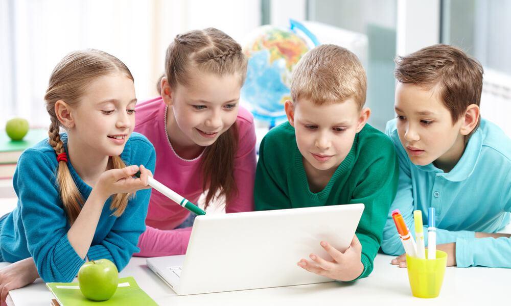 Children's rights online