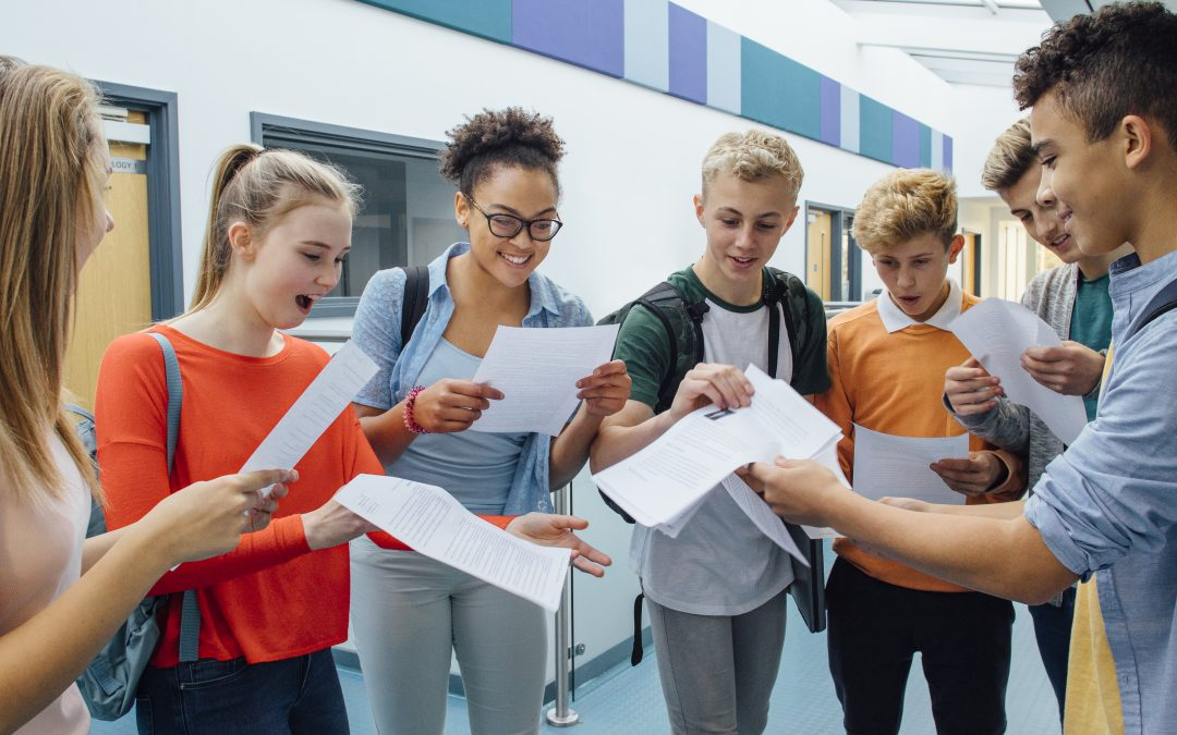 More students achieve top A-level results
