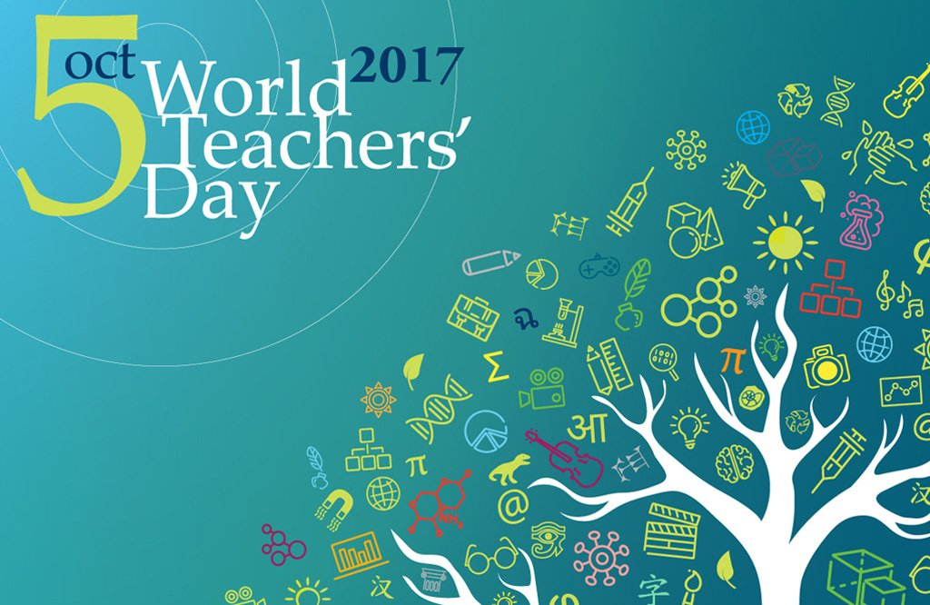 NetSupport celebrates World Teachers' Day