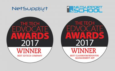 NetSupport wins two Tech Edvocate Awards!