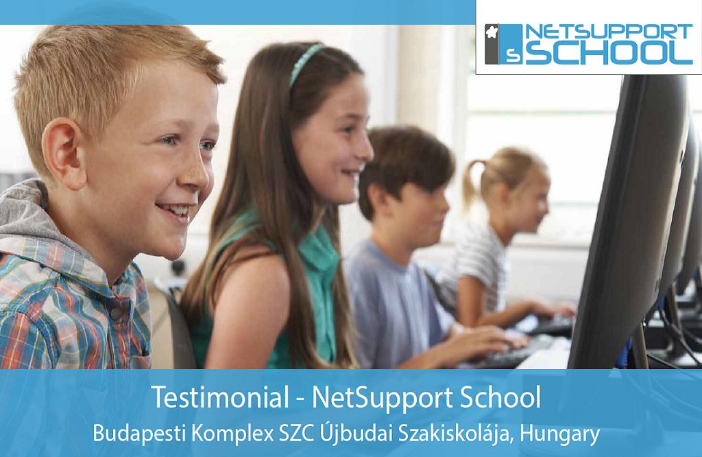 IT Teacher recommends NetSupport School