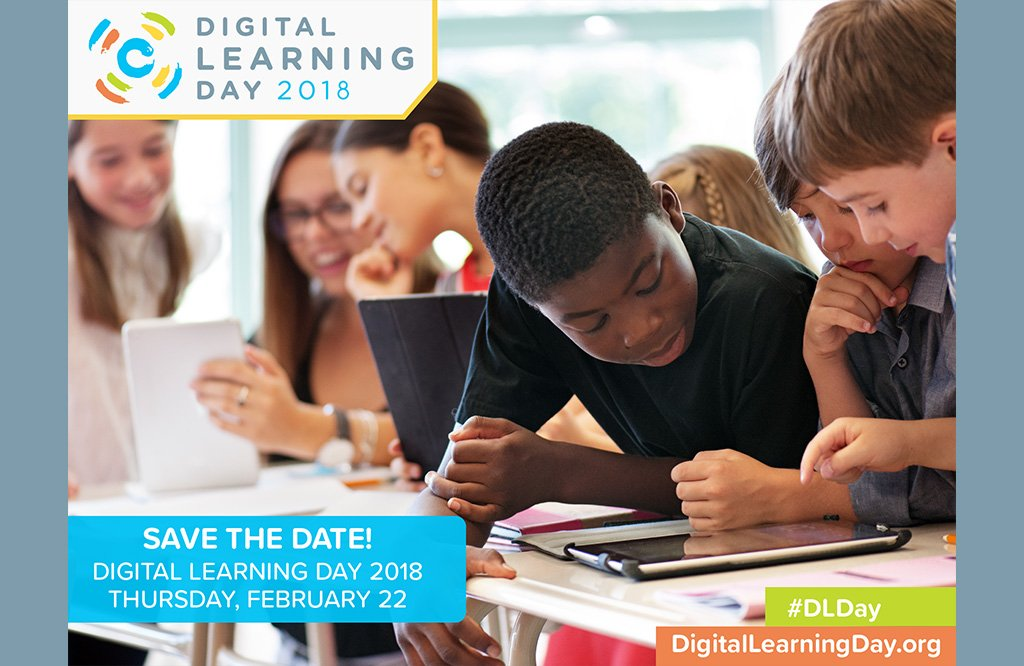 Digital Learning Day 2018
