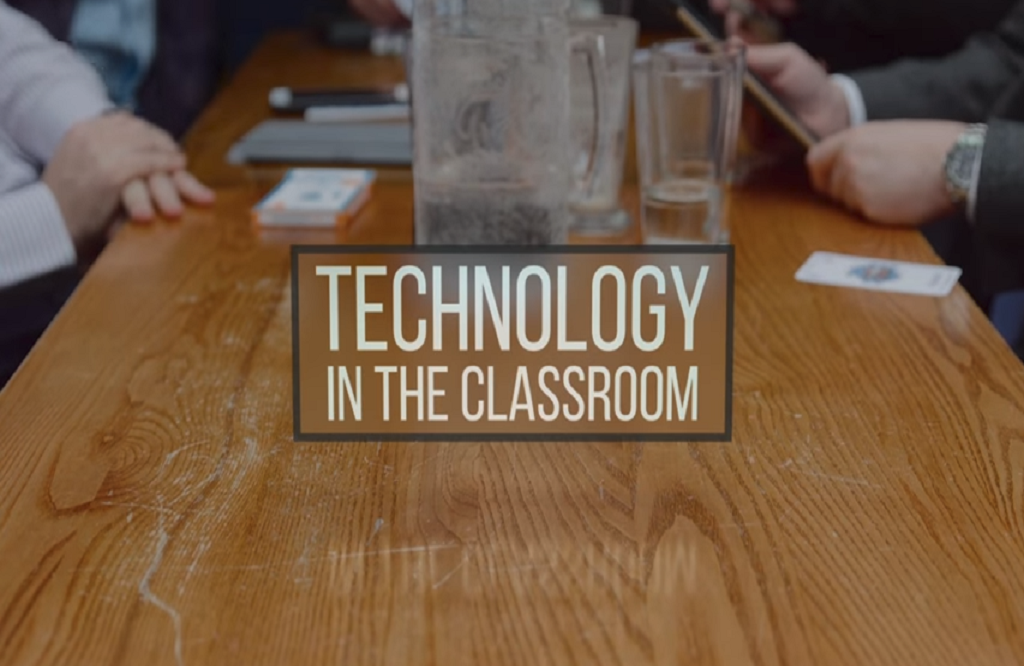 Chapter 1 – Technology in the Classroom