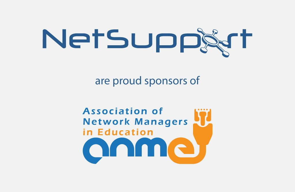 NetSupport becomes main sponsor of the ANME