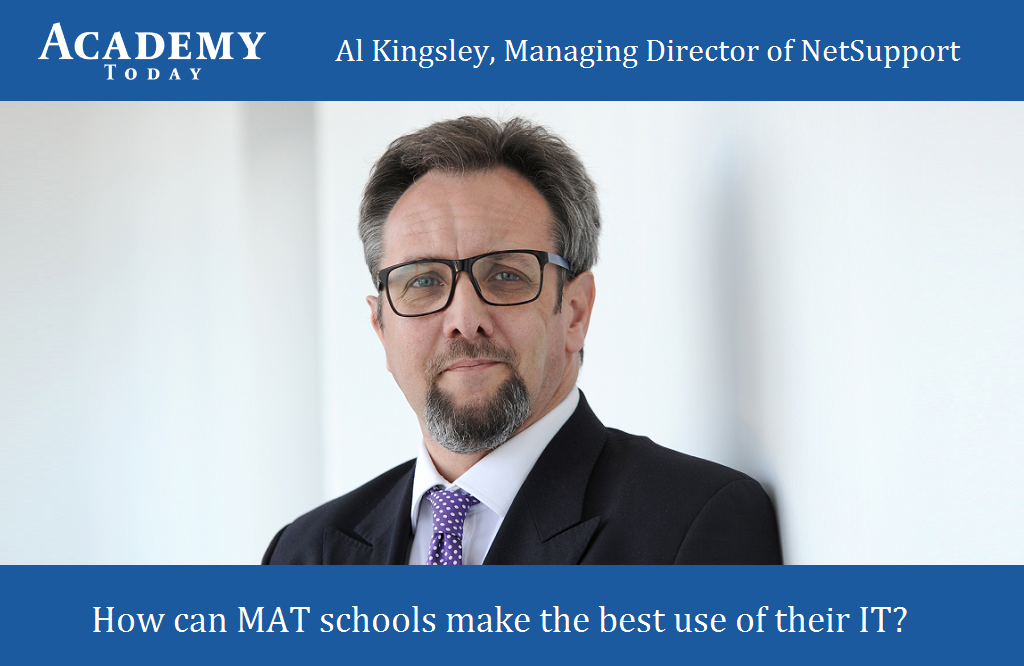 How can MAT schools make the best use of their IT?
