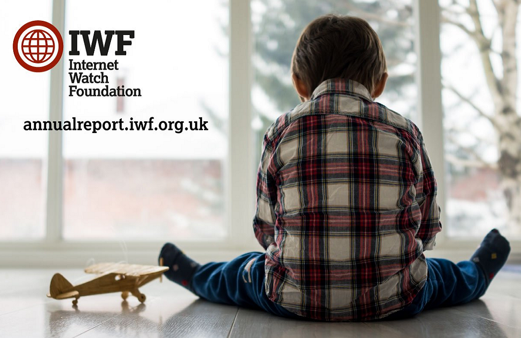 IWF global figures show online child sexual abuse imagery up by a third