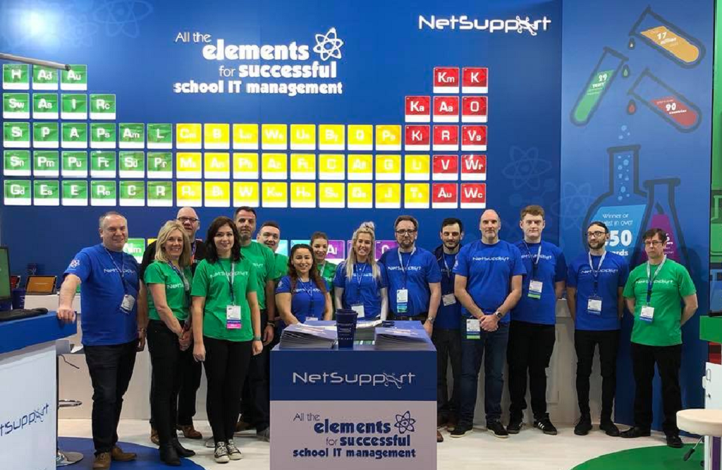 Spring events in full swing for NetSupport…