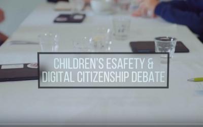 Children's eSafety and Digital Citizenship debate