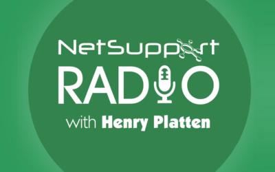 NetSupport Radio interviews Henry Platten