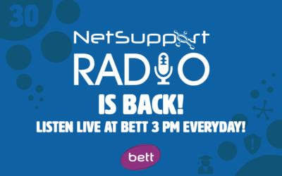 NetSupport Radio is back!