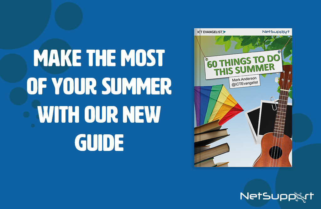 60 things to do this summer!