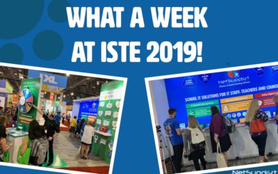 What a week at ISTE 2019!