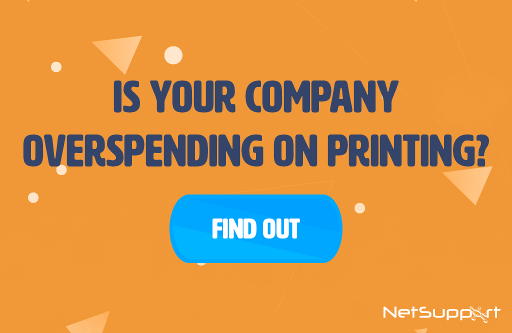 Is your company overspending on printing?