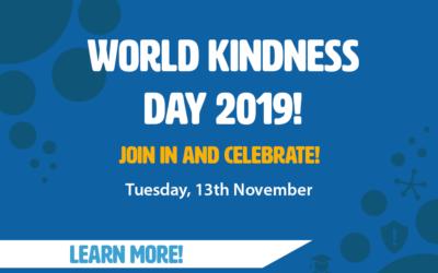 Celebrate world Kindness Day!