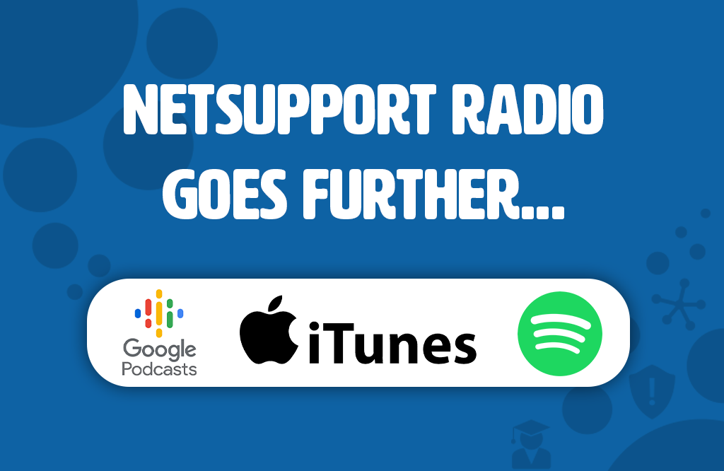 NetSupport Radio goes further…