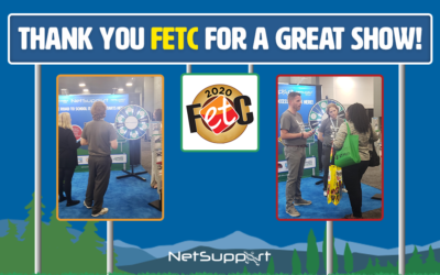 What a great show at FETC!