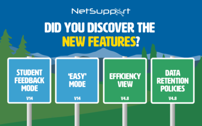 Have you discovered the new features?