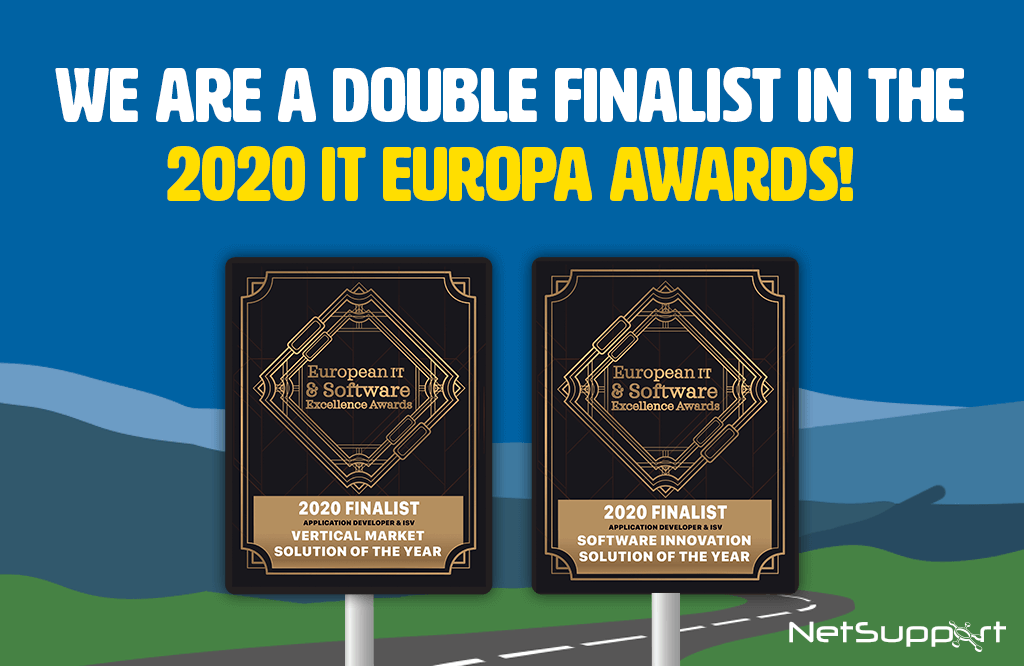 We are finalists in the IT Europa Awards!