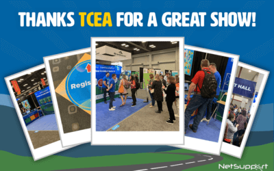 Thanks TCEA for a great show!