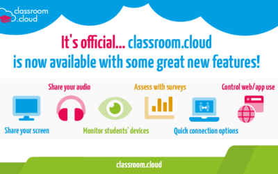 New NetSupport Classroom Management Platform: classroom.cloud Keeps Students On-Task, Whether In School or Remote