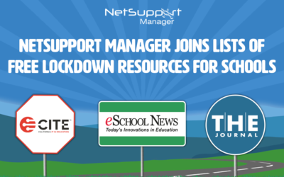 NetSupport Manager joins lists of free lockdown resources for schools