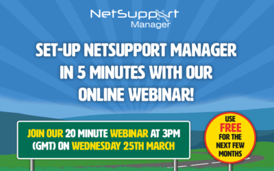 Join our upcoming webinar on Thursday 2nd April at 3pm (GMT+1)