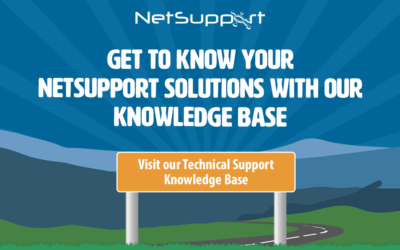 Getting to know the NetSupport Knowledge Base