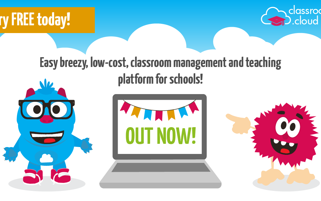 Seamlessly blend school and home learning experiences with classroom.cloud