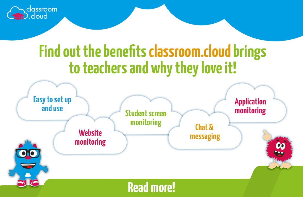 Why teachers love classroom.cloud…