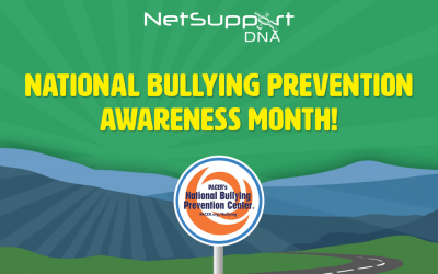 October is National Bullying Prevention Awareness Month!