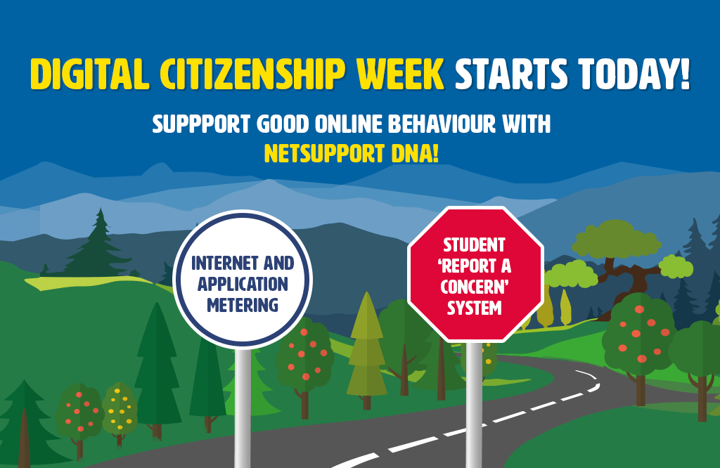 Digital Citizenship Week starts today!
