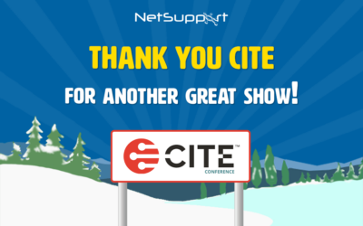 Thank you CITE for a great virtual show!