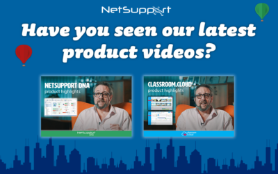 Have you seen our latest product videos?