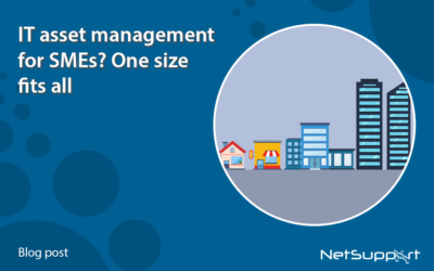 IT asset management for SMEs? One size fits all